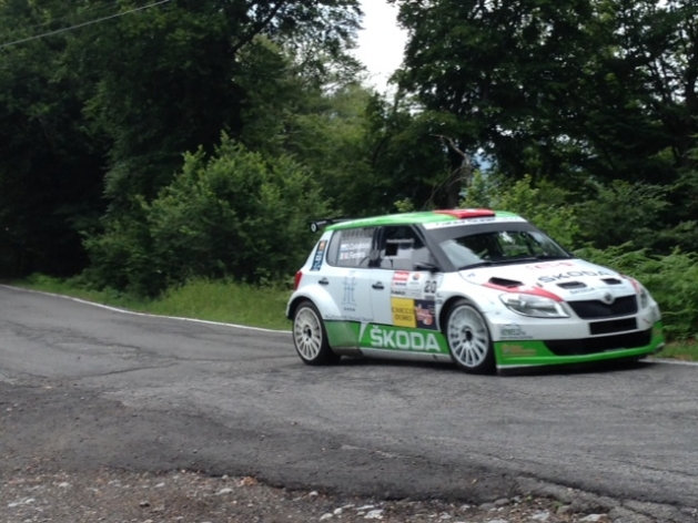 "Double satisfaction at the ""17° Rally Ronde Internazionale del Ticino"""