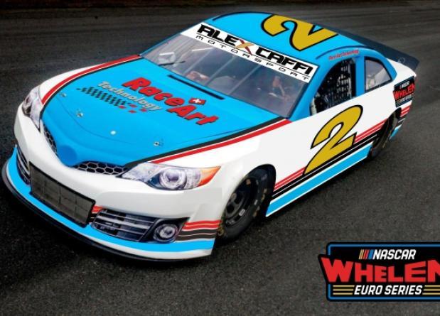 Race Art Technology con Alex Caffi Motorsport verso il 2020