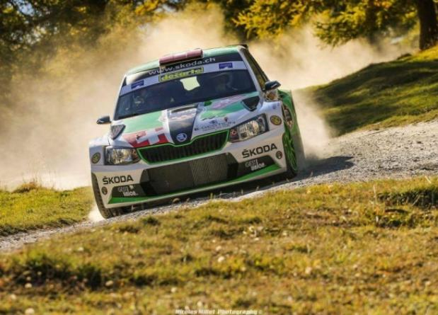 "EXCELLENT RESULTS AT THE ""RALLYE INTERNATIONAL DU VALAIS"""
