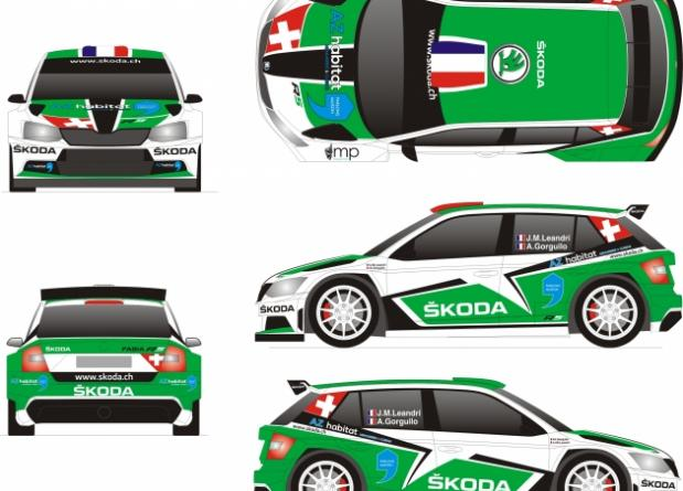 "THE TEAM WILL BE PROTAGONIST IN CORSICA AT THE ""6ème Rallye du Prunelli"""