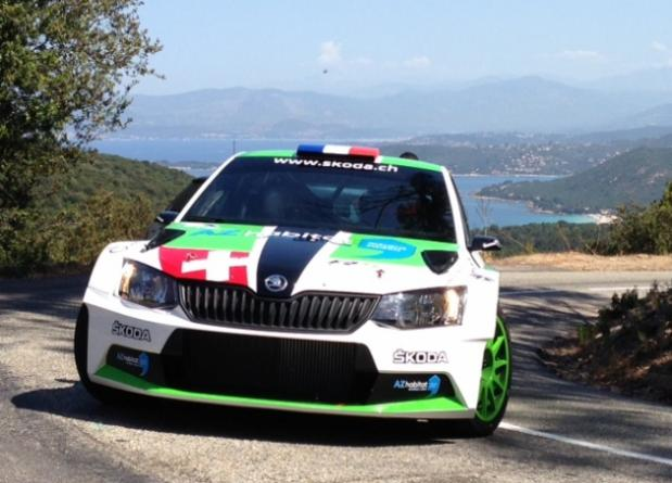 "IN CORSICA A GOOD SECOND PLACE AT THE ""6ème RALLYE DU PRUNELLI"""
